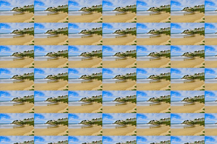 Vinylová Tapeta Cala Crancs pláž, Salou, Španělsko - Evropa