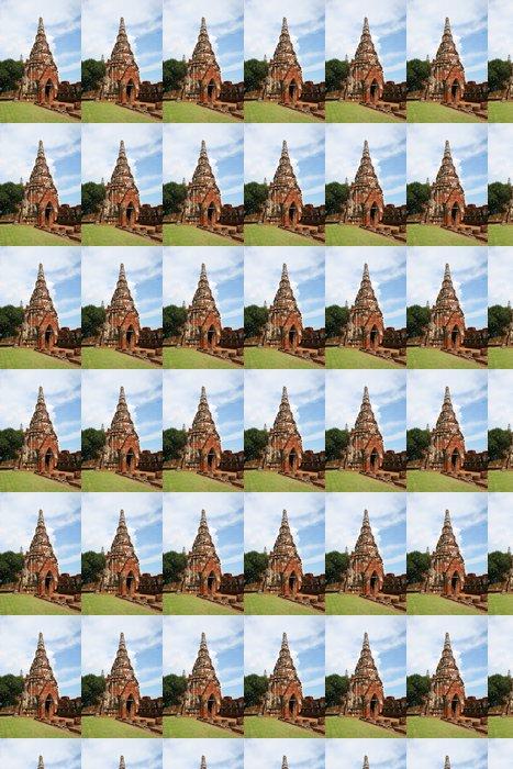 Vinylová Tapeta Starobylé město Ayutthaya, Thailand. - Asie