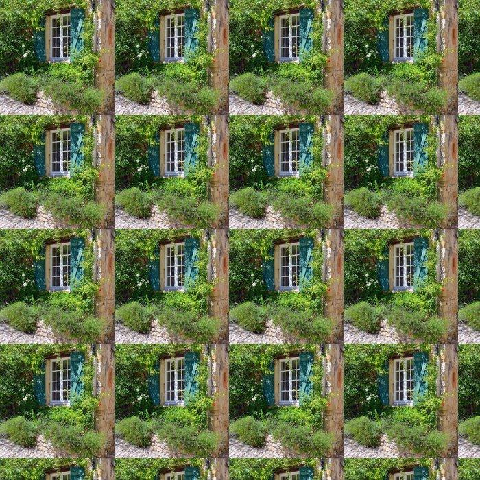 Vinylová Tapeta Francie, Provence. Vaison la Romaine - Soukromé budovy