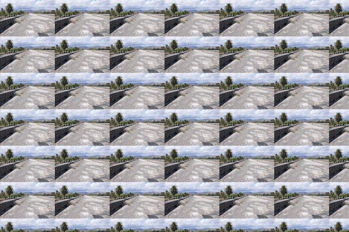 Vinylová Tapeta Sušený River na Maspalomas, Gran Canaria - Ekologie