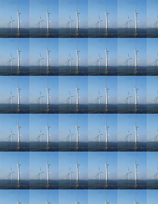 Vinylová Tapeta Offshore-Energie-2 - Ekologie