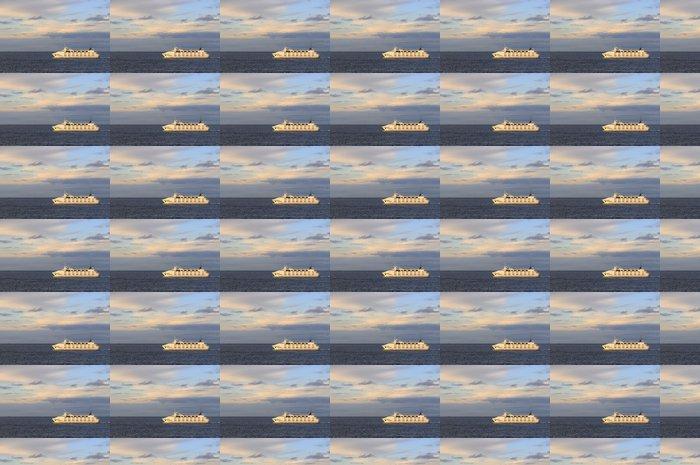 Papier Peint à Motifs Vinyle Ferry-boat - Océanie