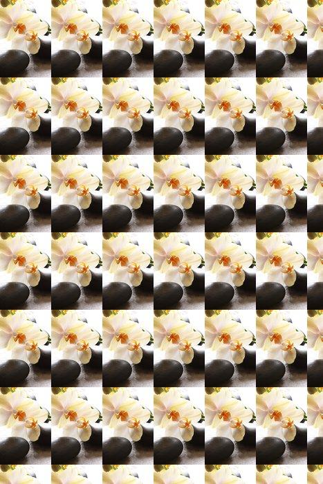 Vinylová Tapeta Orchidée béžová -