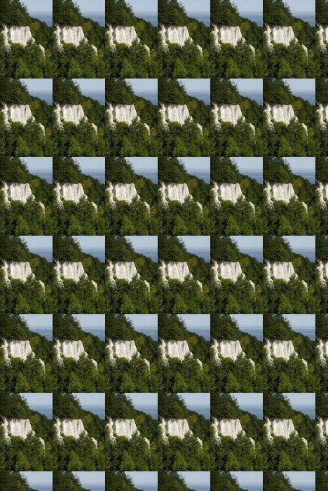 Vinylová Tapeta Křídové útesy na Rügen - Prázdniny