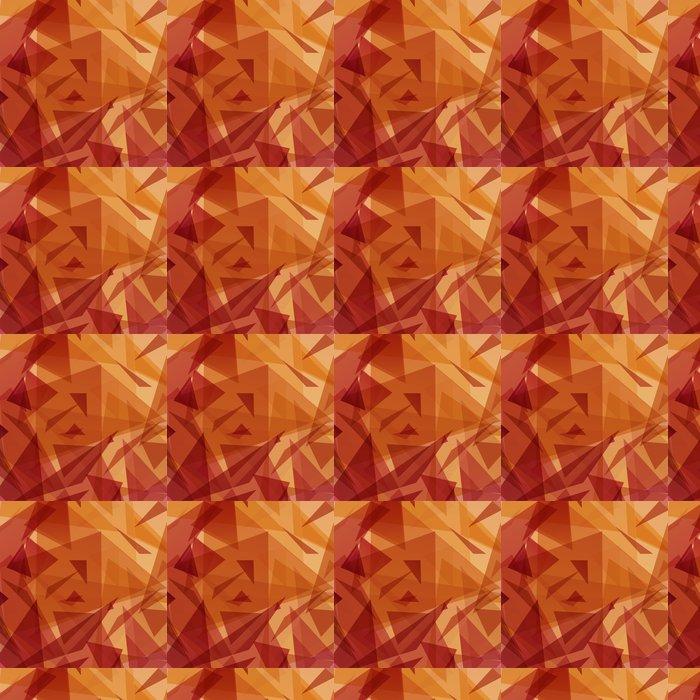 Vinylová Tapeta Abstraktní pozadí trojúhelník - Témata