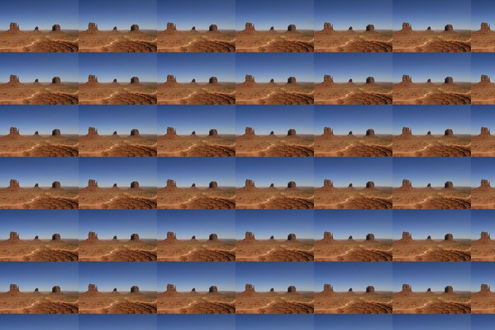 Vinylová Tapeta Monument Valley - Příroda a divočina