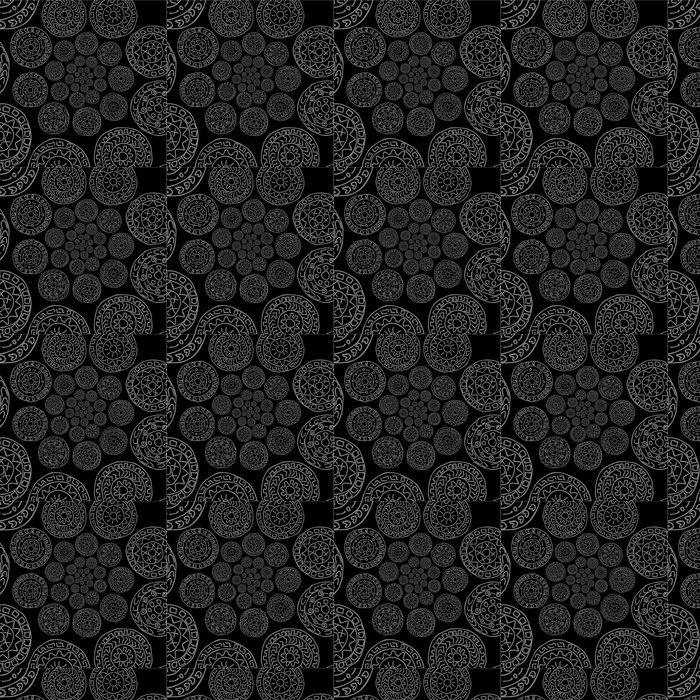 Vinylová Tapeta Textura Espiral - Abstraktní