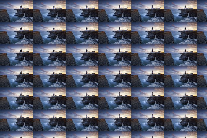 Vinylová Tapeta Háček Head Lighthouse IV - Prázdniny