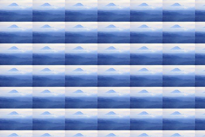 Vinylová Tapeta 初冬 の 富士 - Roční období