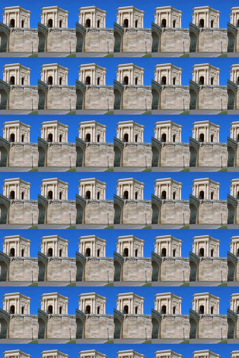 Vinylová Tapeta Waterhouse - promenáda Peyrou - Montpellier - Evropa