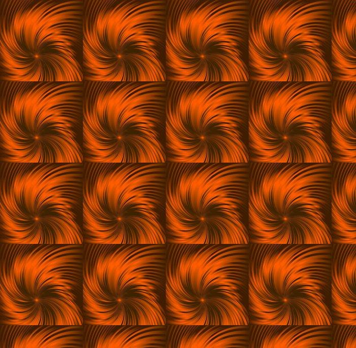 Vinylová Tapeta Twisted oranžová barva pozadí - Pozadí
