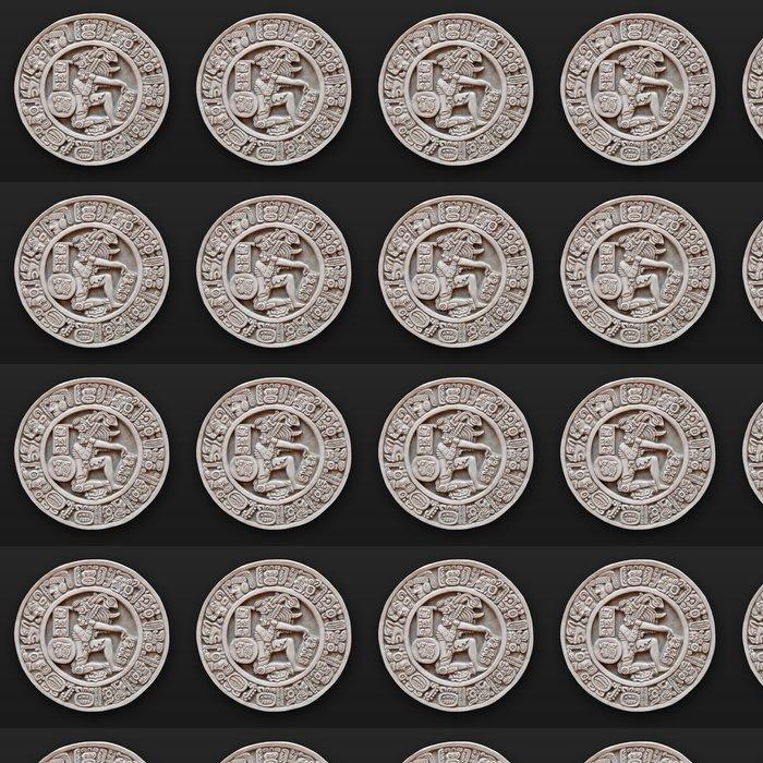 Vinylová Tapeta Kamenné basreliéf lidské kolo Latinské Americe - Amerika