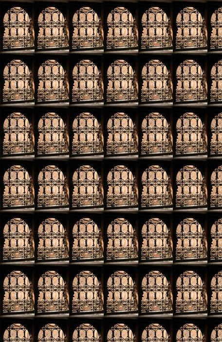 Vinylová Tapeta Marocký Window - Afrika