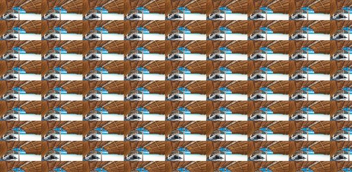 Vinylová Tapeta Přístřeší na pláži - Asie
