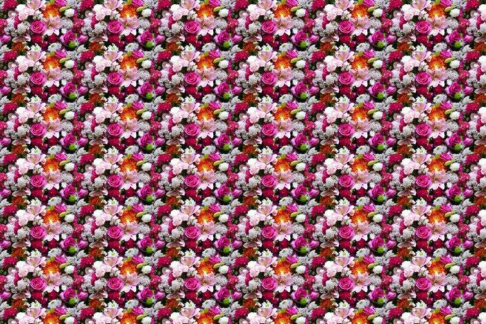Vinylová Tapeta Květiny - Mezinárodní svátky