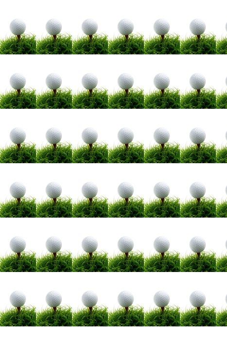 Vinylová Tapeta Golfball - Sportovní potřeby