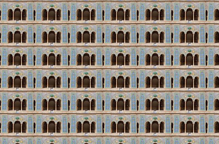 Vinylová Tapeta Beautyful mozaika oblouk Golestan palác,, Teherán, Írán - iStaging