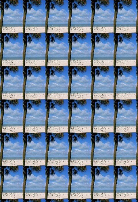 Vinylová Tapeta Tropické potěšení - Amerika