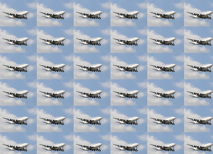 Vinylová Tapeta Velké letadlo - Vzduch