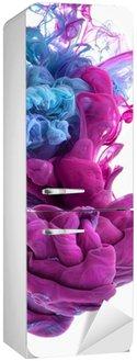 Kühlschrankaufkleber Farbe dop