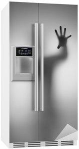 Kylskåpsdekor Spöken handen