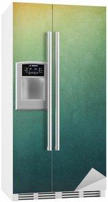 Kylskåpsdekor Strukturerad Gradient bakgrunder