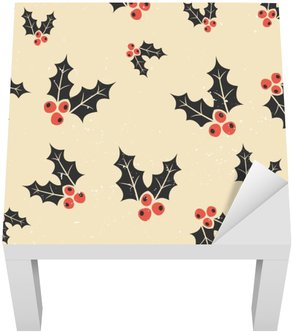 Noel seamless pattern
