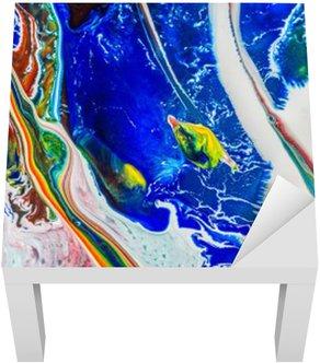 Lack-Tisch-Aufkleber Textura abstrata de fundo.