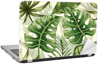 Blade mønster Laptop Klistermærke