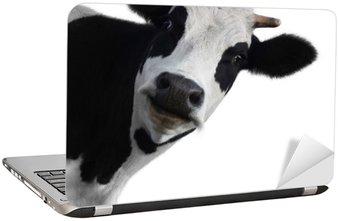 Laptop Sticker Cow
