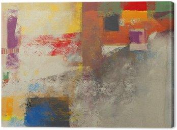 Leinwandbild Abstraktion
