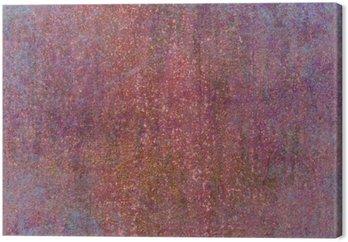 Leinwandbild Bunte strukturierten Hintergrund. retro Textur