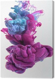 Leinwandbild Farbe dop