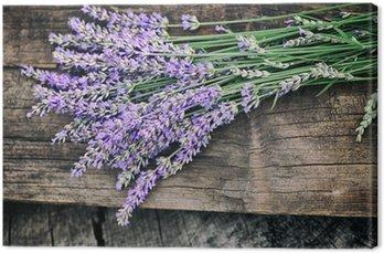 Leinwandbild Fresh lavender