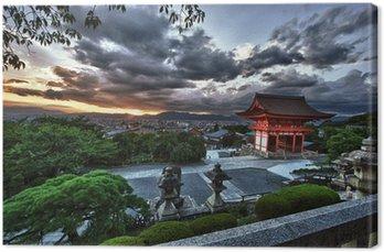 Leinwandbild Kioto