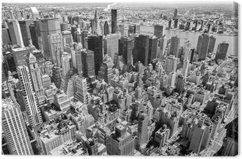 Leinwandbild Manhattan, New York City, USA