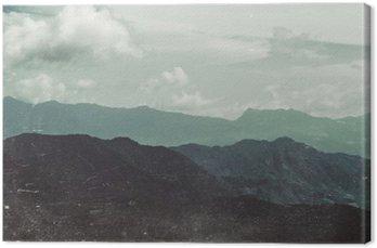 Leinwandbild Natur landschaft