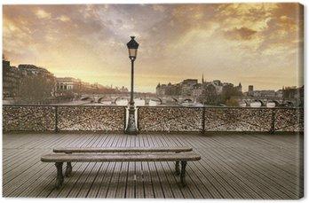 Leinwandbild Pont des Arts, Paris