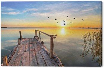 Leinwandbild Rinconcito für einen Traum
