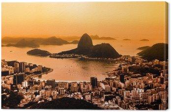 Leinwandbild Rio de Janeiro, Brasilien