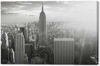 Leinwandbild Skyline new york