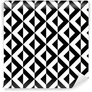 Mural de Parede em Vinil Abstract geometric pattern