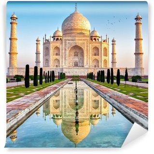 Mural de Parede em Vinil Taj Mahal