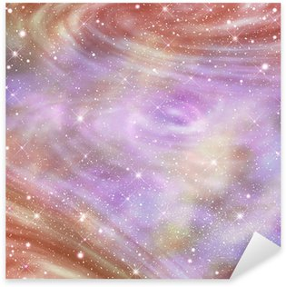 Naklejka Abstract bacground z gwiezdnych