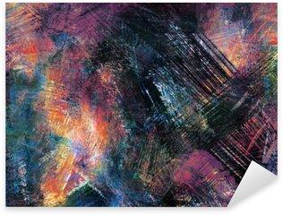 Naklejka Abstrakt