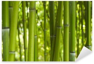 Naklejka Pixerstick Bambus bambus 06