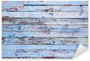Naklejka Pixerstick Drewniane tło