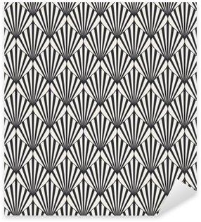 Naklejka Geometryczny wzór powtarzalne