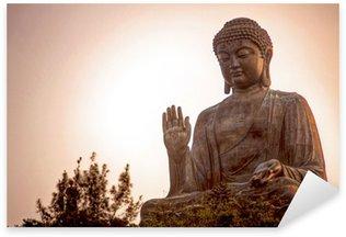 Naklejka Giant Buddha