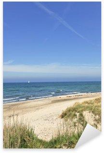 Naklejka Krajobraz morze